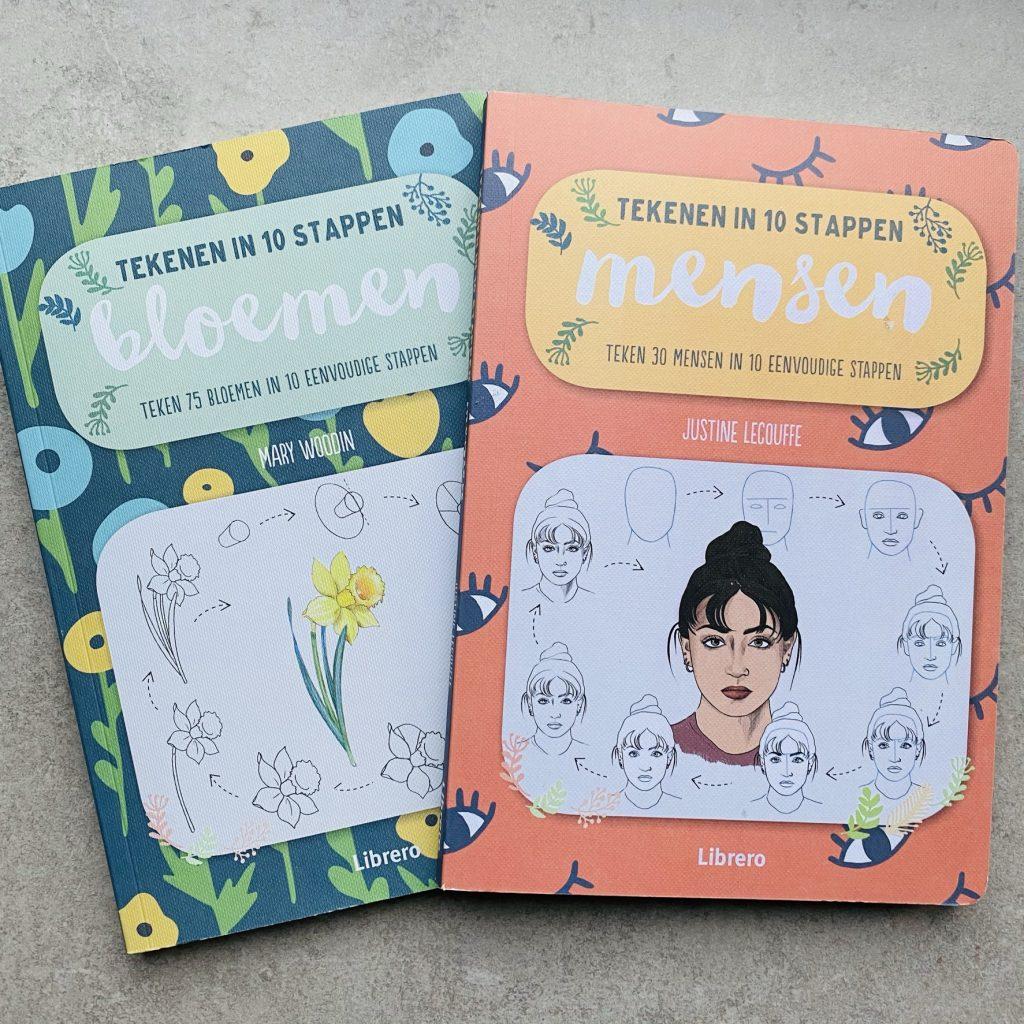 favoriete tekenboeken